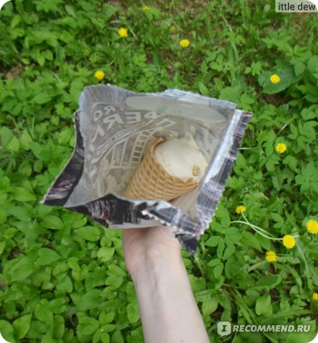 Мороженое Gastro Green Ферма Пломбир 15% Ванильный фото