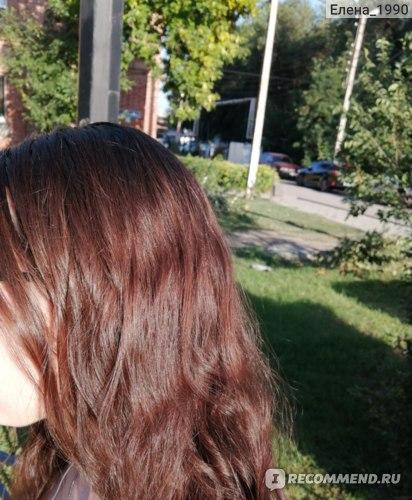Спрей-кондиционер для волос OrganicZone Несмываемый с эффектом ламинирования