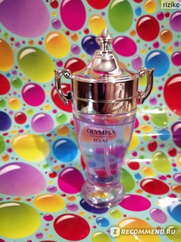 Vinci Parfum OLYMPIA ECLAT фото
