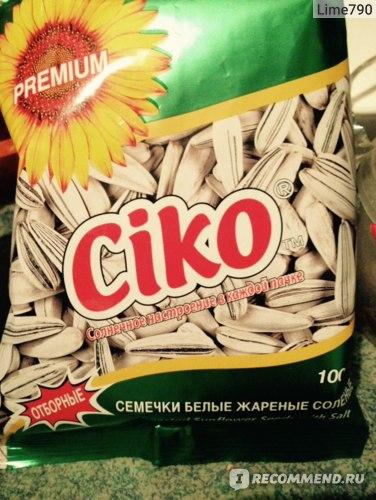 Семечки CIKO  фото