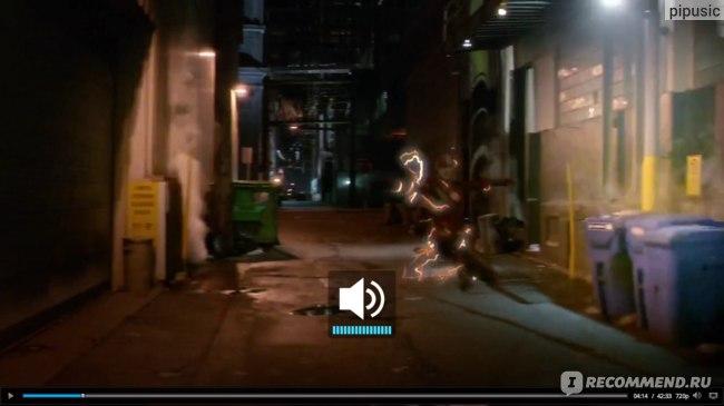 Флэш танцует ультрабыструю лезгинку