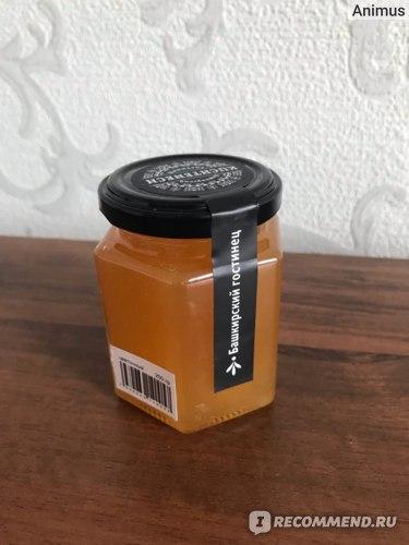 Мёд KUCHTENECH Цветочный натуральный башкирский гостинец фото