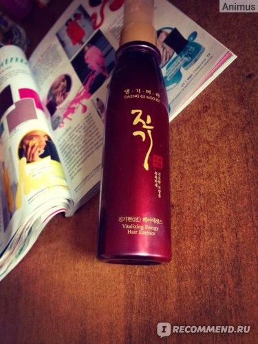 Спрей для волос DAEING GI MEO RI VITALIZING ENERGY HAIR ESSENCE восстанавливающий фото