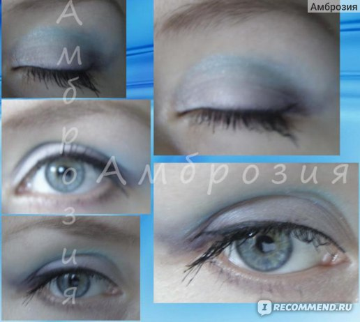 Тени для век Suki Make up-eyes  Eye Shadow Platter фото