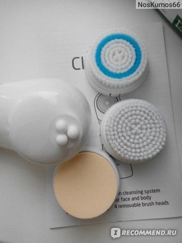 Аппарат для очищения кожи лица Almea Clariskin фото
