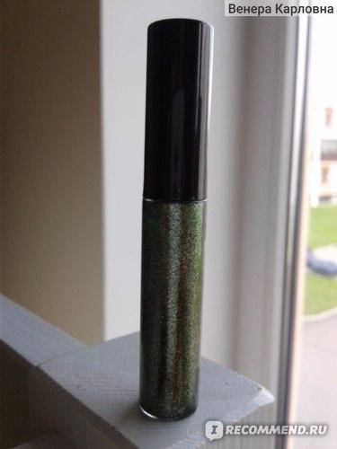Жидкая подводка для век Aliexpress (Heng Fang) Shadow 7 colors wholesale-shimmer glitter shining cosmetics makeup trendy EQA817 фото