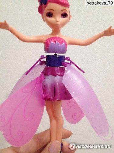 Flying fairy. Летающая фея. Крылатка. фото