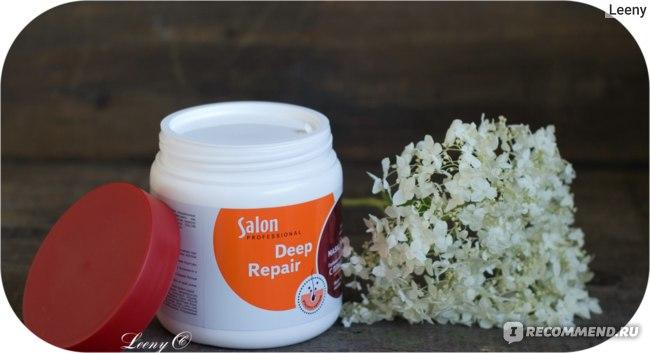 Маска для волос ЭЛЬФА Salon Professional Deep Repair фото