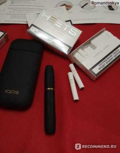 Электронные трубки для курения отзывы