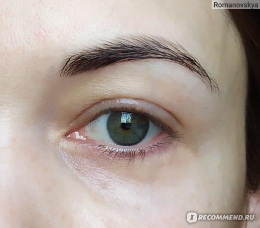 после использования Крем для кожи вокруг глаз Shiseido Essential Energy Eye Definer