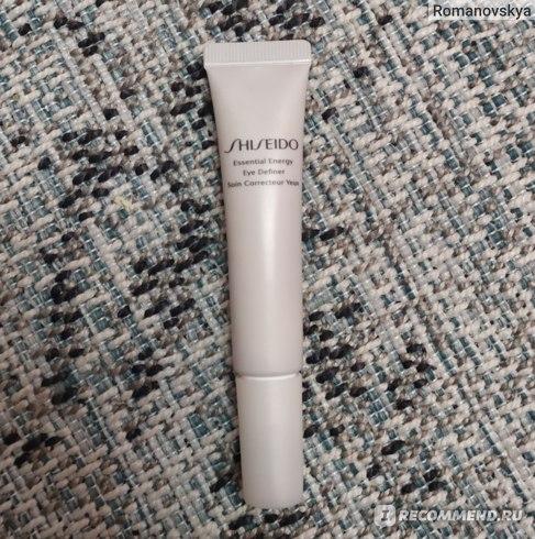 Крем для кожи вокруг глаз Shiseido Essential Energy Eye Definer