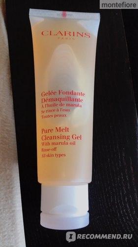 Гель для умывания Clarins Pure Melt Cleansing Gel фото