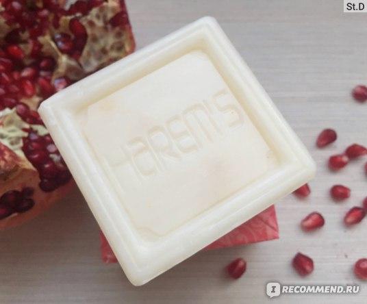 Натуральное мыло Harem's С маслом гранатовых косточек