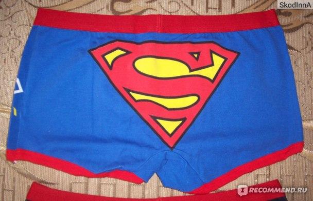 Трусы мужские Aliexpress High quality 100% cotton cartoon men's Boxer / men underwear (Mix 20Styles) Lovely&Sexy фото