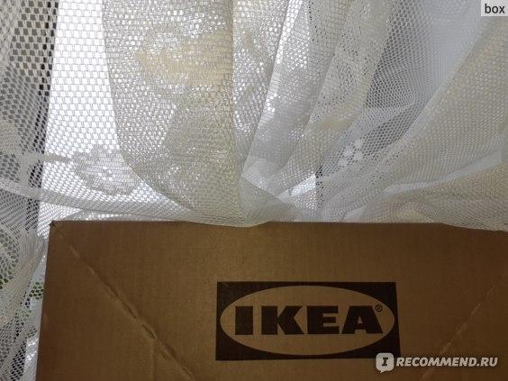 Гардина РОТФИБЛА из Икеа с доставкой почта России по карте икеа фэмели