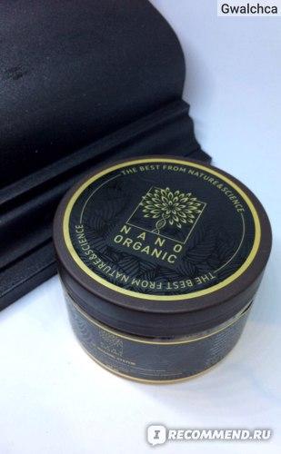 Ковошинг-бальзам Nano Organic для мытья окрашенных и повреждённых волос фото
