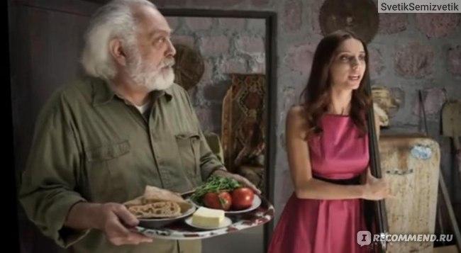 Невероятные приключения американца в Армении (2012, фильм) фото