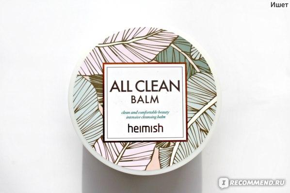 Бальзам Heimish  All Clean Balm фото