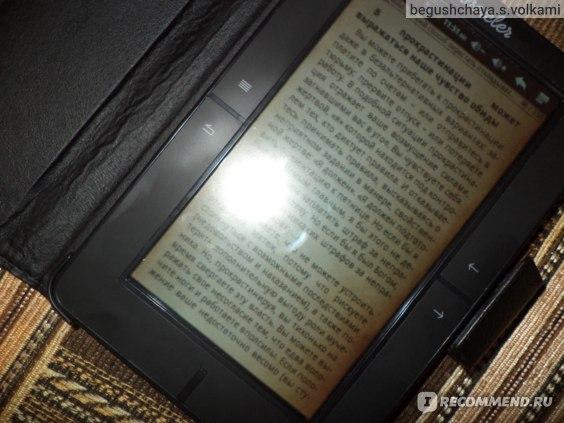 Электронная книга Wexler  T7206 фото