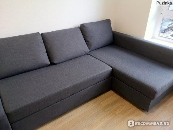 Диван-кровать Ikea Фрихетэн / FRIHETEN фото