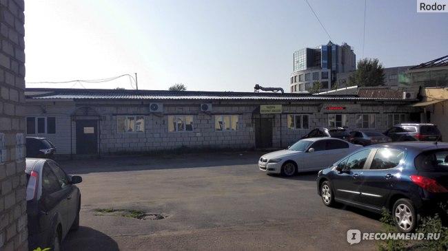 Пункт выдачи заказов в Петербурге