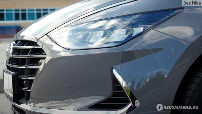Hyundai Sonata - 2020 фото