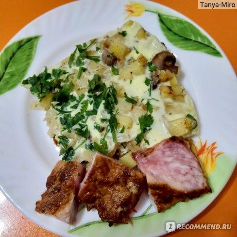 """Сковорода с антипригарным покрытием Kukmara """"Традиция"""" 30/5,5 см фото"""