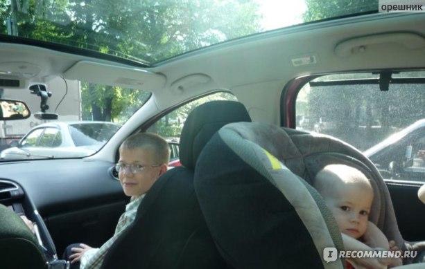 Peugeot 3008 - 2011 фото