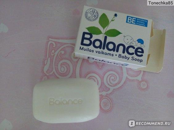 Мыло детское Ringuva Balance фото