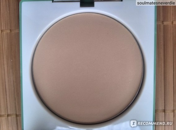 Пудра CLINIQUE Stay Matte Sheer Pressed Powder Oil-Free фото