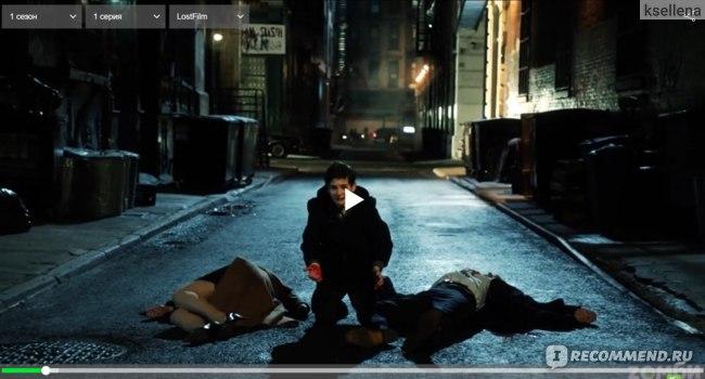 сериал Gotham