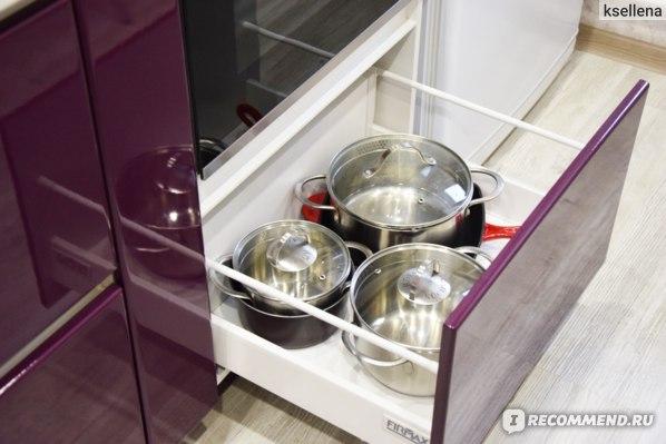 фото современной маленькой кухни