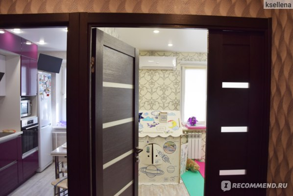 Межкомнатная дверь Фрегат ALBERO двустворчатая