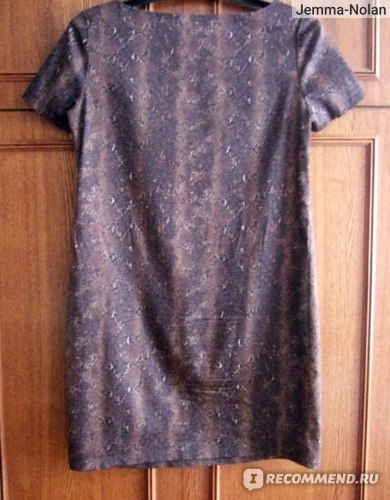 Платье Laura Clement  с рисунком  Арт 9504990 фото