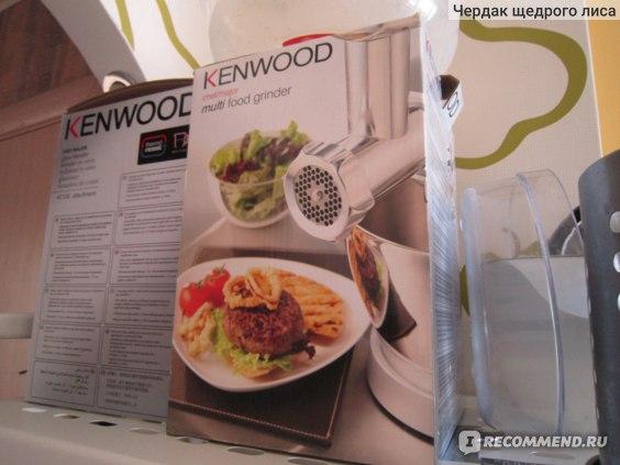 Кухонная машина Kenwood KMC57008 фото