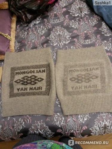 Пояс  Монгольский вязанный из верблюжьей шерсти фото