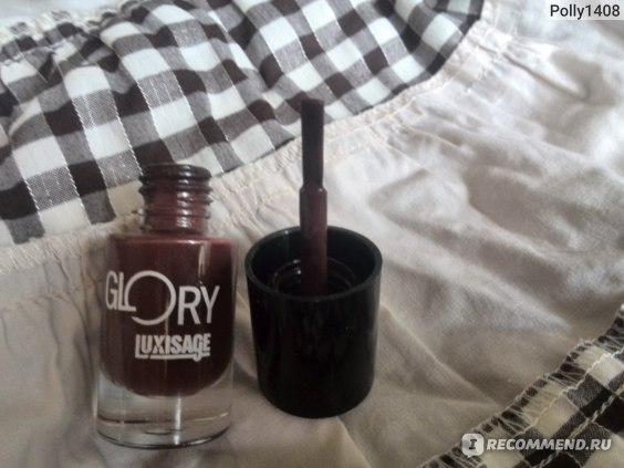 LuxVisage Glory №413 кисточка