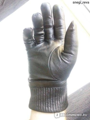 Перчатки мужские Clarissa Осенние фото