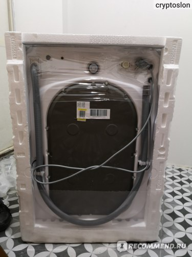 Стиральная машина с сушкой Electrolux PerfectCare 700 EW7W3R68SI фото
