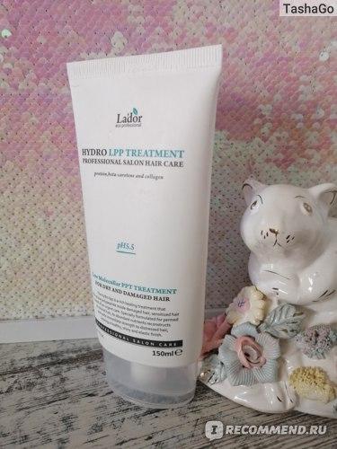 Маска для волос La'dor Eco Hydro LPP Treatment, отзыв