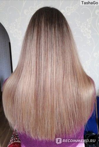 Волосы после, на концы не смотрим, им кроме стрижки ничего уже не поможет