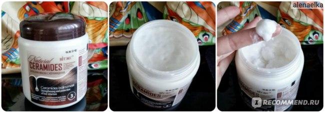 Бальзам для волос Белита-Витэкс NATURAL CERAMIDES фото