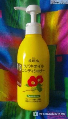Кондиционер для волос Kurobara С Маслом Японской Камелии фото