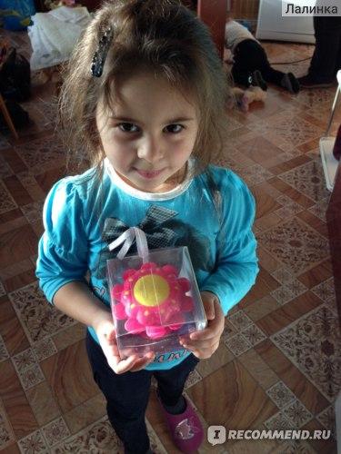 Размер в руках 6 летнего ребенка