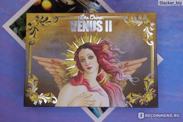 Палетка теней Lime Crime Venus II фото