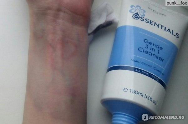 Средство для умывания Oriflame Essentials Gentle 3-in-1 Cleanser фото