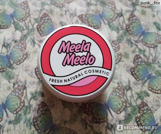 """Крем для лица Meela Meelo """"Черемуха и лемонграсс"""" фото"""