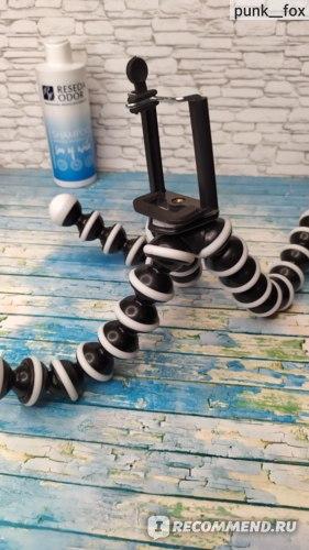 DealExtreme Штатив-трипод для камеры с гибкими ножками Flexible Joints Camera Tripod фото