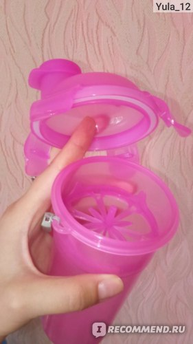 Бутылка для воды Fix price (Фикс прайс) Kitchen  фото