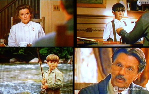 Там, где течет река (1992, фильм) фото